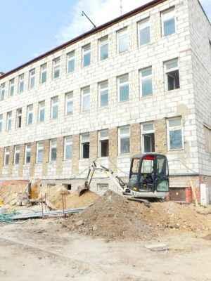 Kolejna dawka zdjęć z budowy na Kresowej