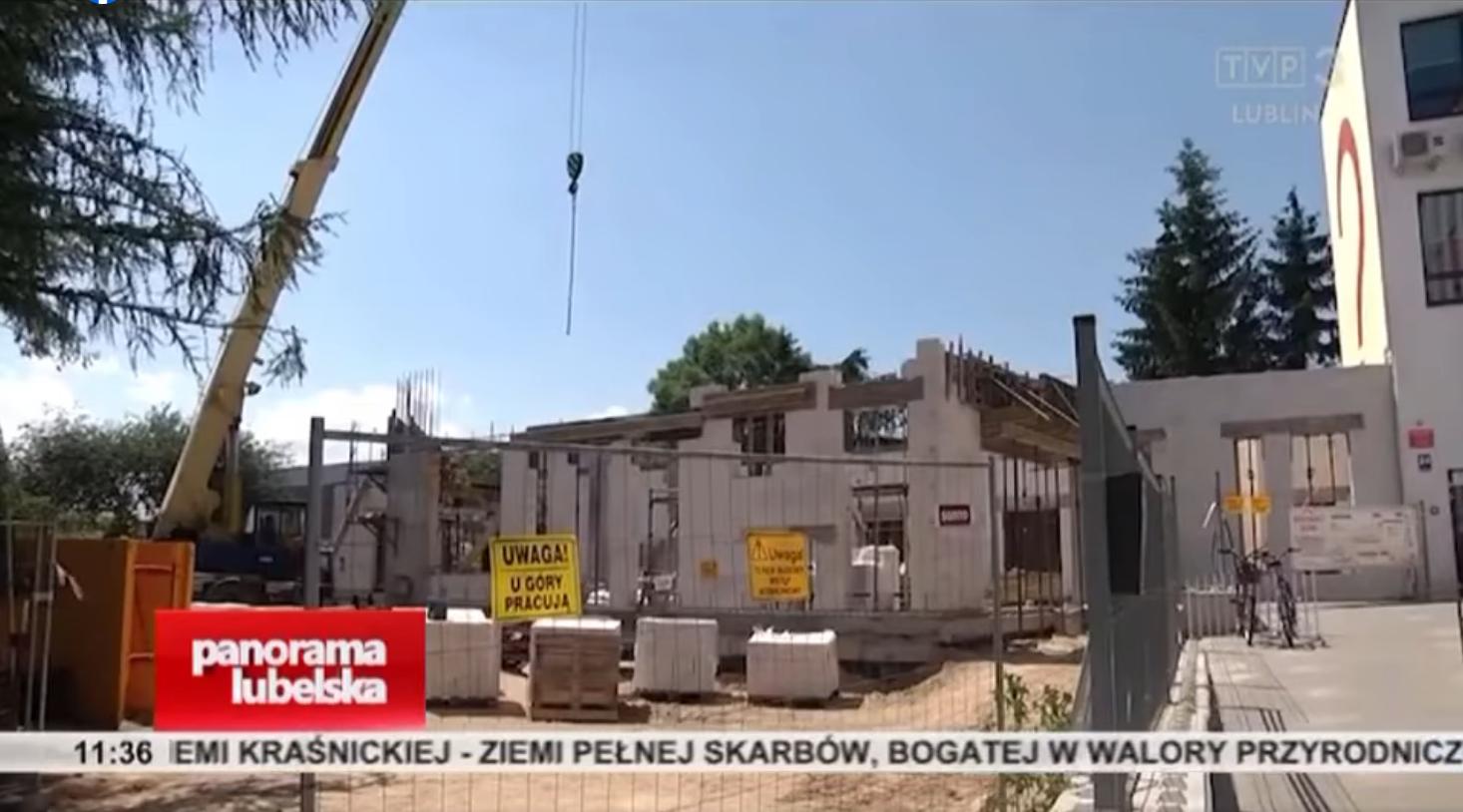 O budowie Rodzinnego Domu w Panoramie Lubelskiej i nie tylko…